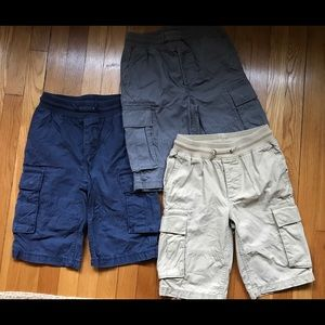 Boys Gap Cargo Shorts
